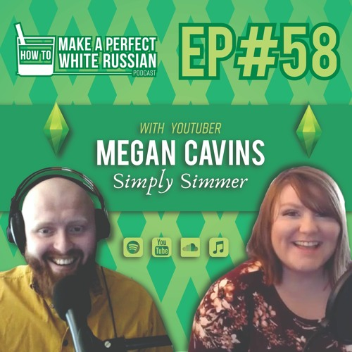 EP#58 with Megan Cavins from Simply Simmer