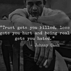 | Worth Watching | Johnny Cash On Trust, Love & Being Real |