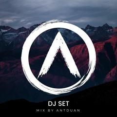 Melodic Techno - Progressive House DJ mix by ANTDUAN 2021