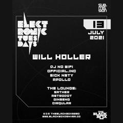 Cirqular @ The Black Box, Denver Jul 2021