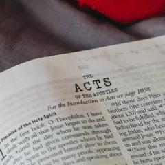 NFP Sermon Series    Acts 3    Sunday 7-25-2021    Caleb Gordon