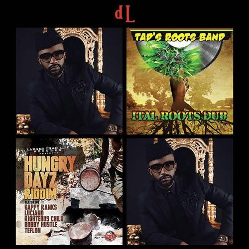 Reggae Rumba Dub [Ft. Fally Ipupa, Tad's Roots Band & Larger Than Life Records]