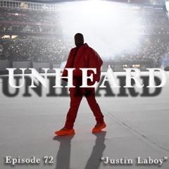 "Episode 72   ""Justin Laboy"""