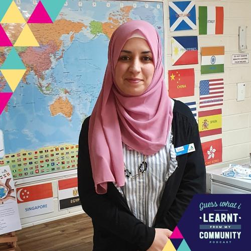 Episode 4 - Salam Al Alwani.  Celebrating Sisters Of The World