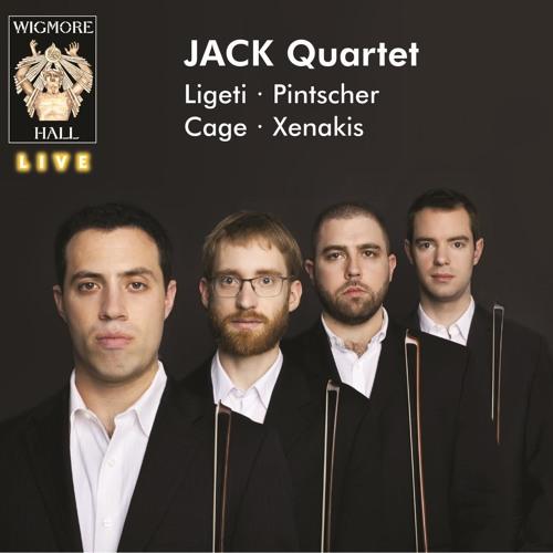 String Quartet in Four Parts: Slowly Rocking