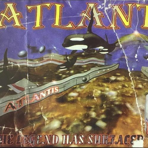 Topgroove  - Atlantis - Legend Has Surfaced - 1995