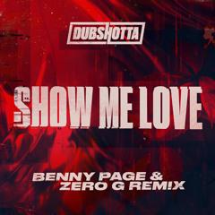 Show Me Love (Benny Page & Zero G Remix)