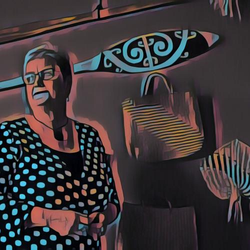 Heather Henare Chief Executive Skylight Trust ~ speaking at #HerVoiceNZ 2019