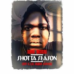 Shotta Season FREESTYLE (OTF X Lil Durk - Turkey Season Cover)