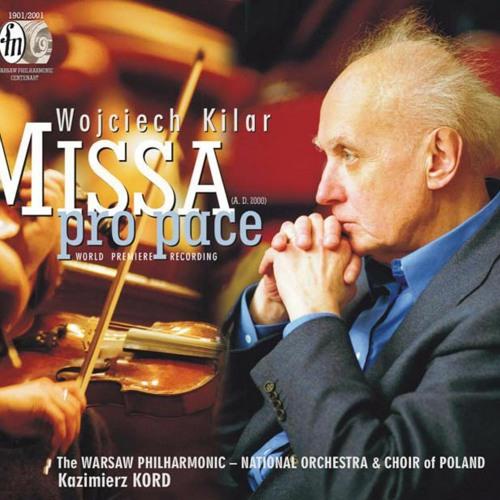 ACD079-Kilar - Missa pro pace