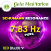 7.83 Hz Schumann Resonance (PURE TONE)Theta Waves Binaural Beats