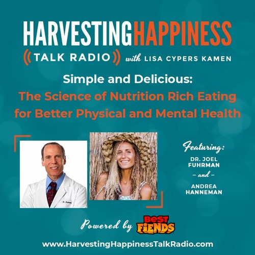 Simple and Delicious: The Science of Nutrition Rich Eating for Better Physical and Mental Health
