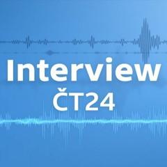 Interview ČT24 - Vladimír Dlouhý (21. 10. 2021)