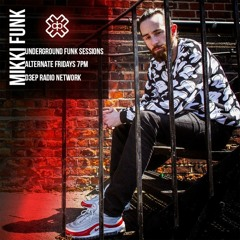 Underground Funk Sessions 1st January 2021 - D3EP Radio Network