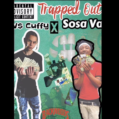 Lil Maxx X Sosa Va Trapped Out. Prod. Young Taylor (Eng. By-HitHouze)
