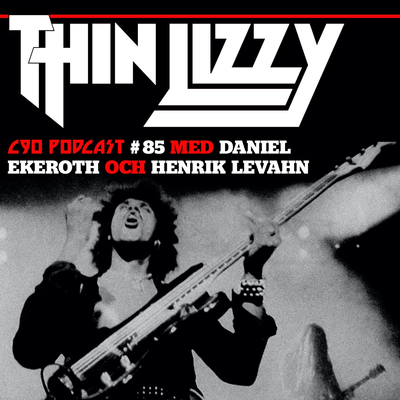 C90 #85: Thin Lizzy