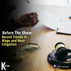 Recent Trends In Wage And Hour Litigation - Before The Show #195