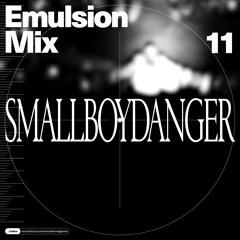 Emulsion 11. (Smallboydanger)