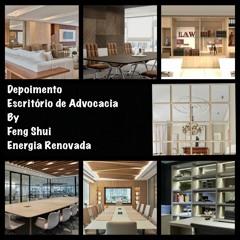 EPISÓDIO 31 - FENG SHUI - DEPOIMENTO ..GLADYS & ENERGIA DO ESCRITORIO...MUDOU POR COMPLETO