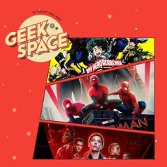 Geek Space - EP1 - Lançamentos mais aguardados de 2021!