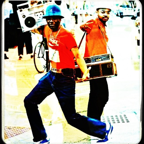 Dee-Bunk´N Djanzy Crew meets Funk Bear Posse - B-Boy Boomer Battle MixTape (08.2021)
