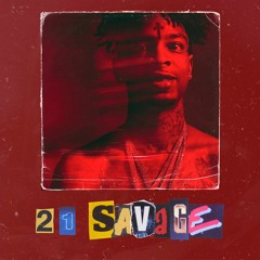 If 21 Savage was on a boombap beat