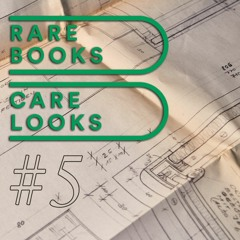 RARE BOOKS CARE LOOKS Folge 5: Joseph Beuys: Palazzo Regale Zeichnungen - Photographien - Pläne.