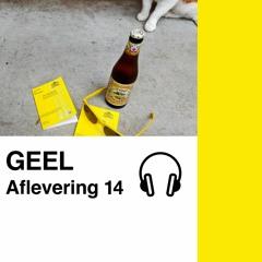 GEEL #14 : Gele vakantie