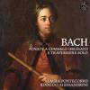 Violin Sonata in G Major, BWV 1019: IV. Adagio (Transcripted for Flute and Harpischord)