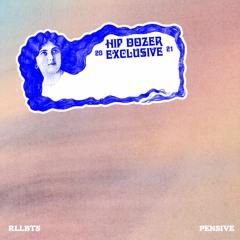 RLLBTS - Pensive