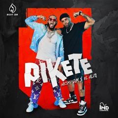 Adam Atasi   Mi Gente - J Balvin, Willy William   Pikete - Nicky Jam Ft El Alfa (Remix)