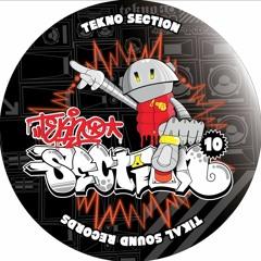 B2. Les Fûts Mécaniques Tikal Sound Records - Ghost Indus