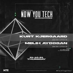 NOW YOU TECH Showcase - KURT KJERGAARD [TXNYT004]