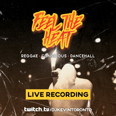 [LIVE RECORDING] Feel The Heat on Twitch (04.03.2021)