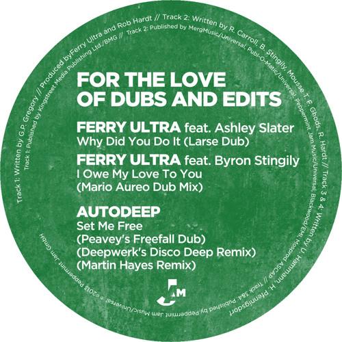 I Owe My Love to You (Mario Aureo Remix)