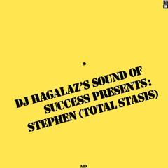 DJ Hagalaz's Sound of Success Presents : Stephen (Total Stasis)- 20/04/2021