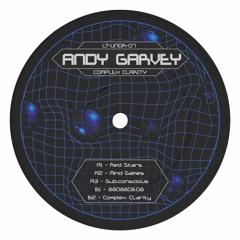 PREMIERE : Andy Garvey - 8808808.08
