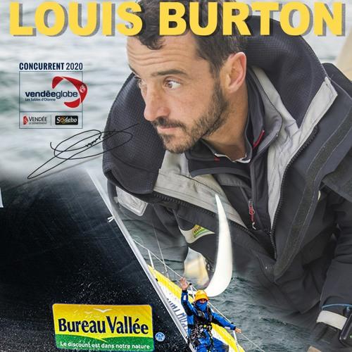 Échange Louis Burton - Bureau Vallée 2 et l'école Diwan de Nantes - Vendée Globe 2020