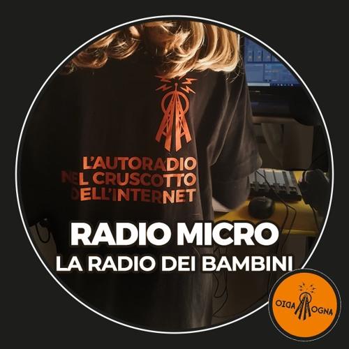 RadioMicro - la radio dei bambini