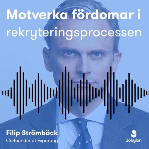 #HREatspodden avsnitt 5 - Filip Strömbäck från Exparang