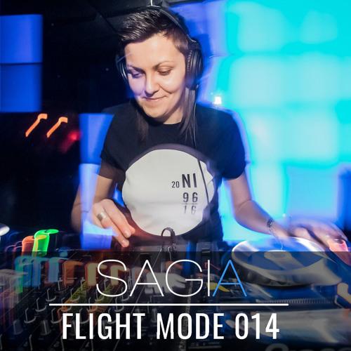 Sagia | Flight Mode 014 @Techno.FM