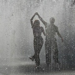 je te laisserai des mots (slowed + muffled + rain)