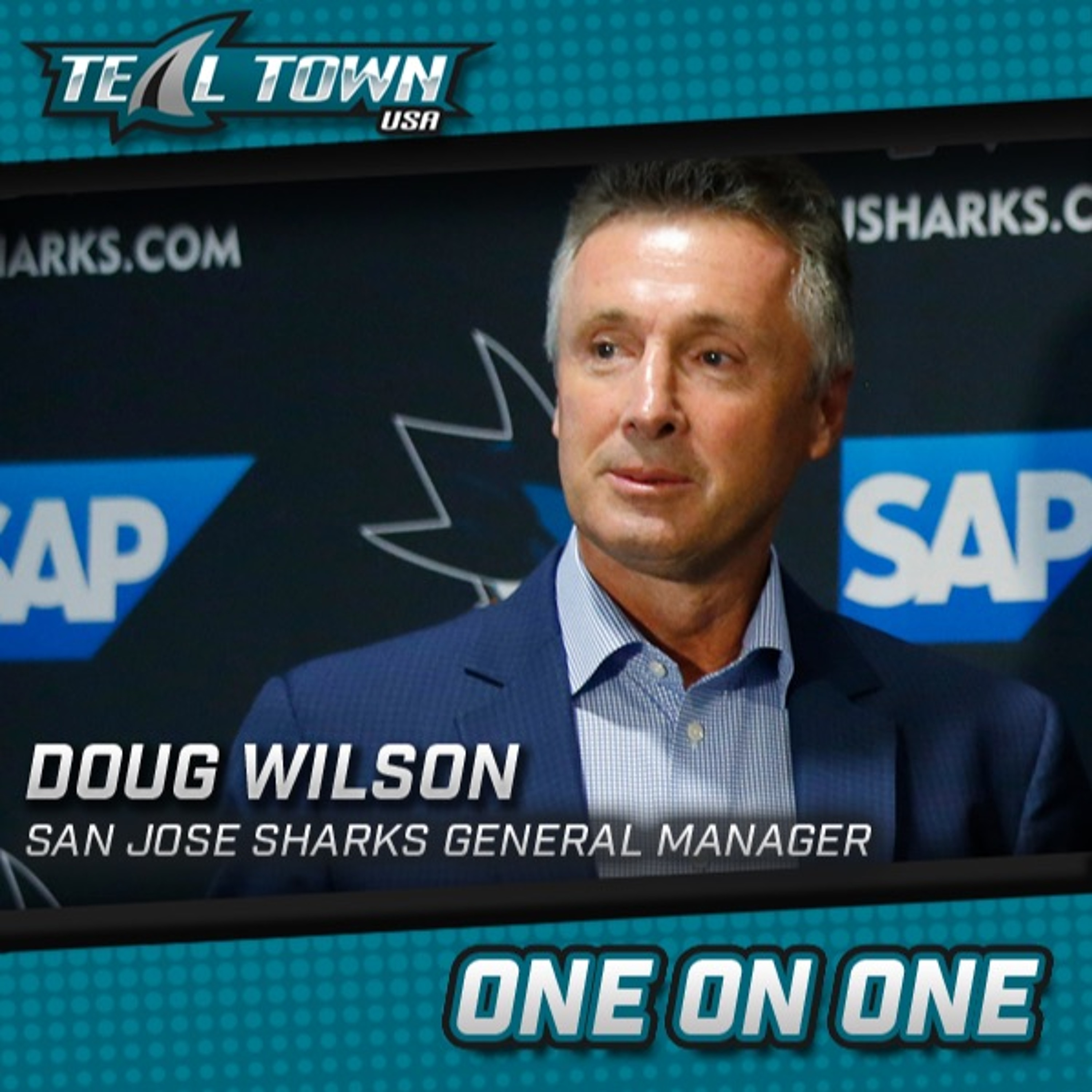 One on One with Doug Wilson - San Jose Sharks General Manager