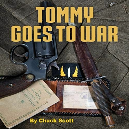 Tommy goes to war audiobook teaser