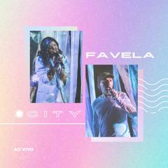 Favela City (feat. Zeca Baleiro) (Ao vivo)