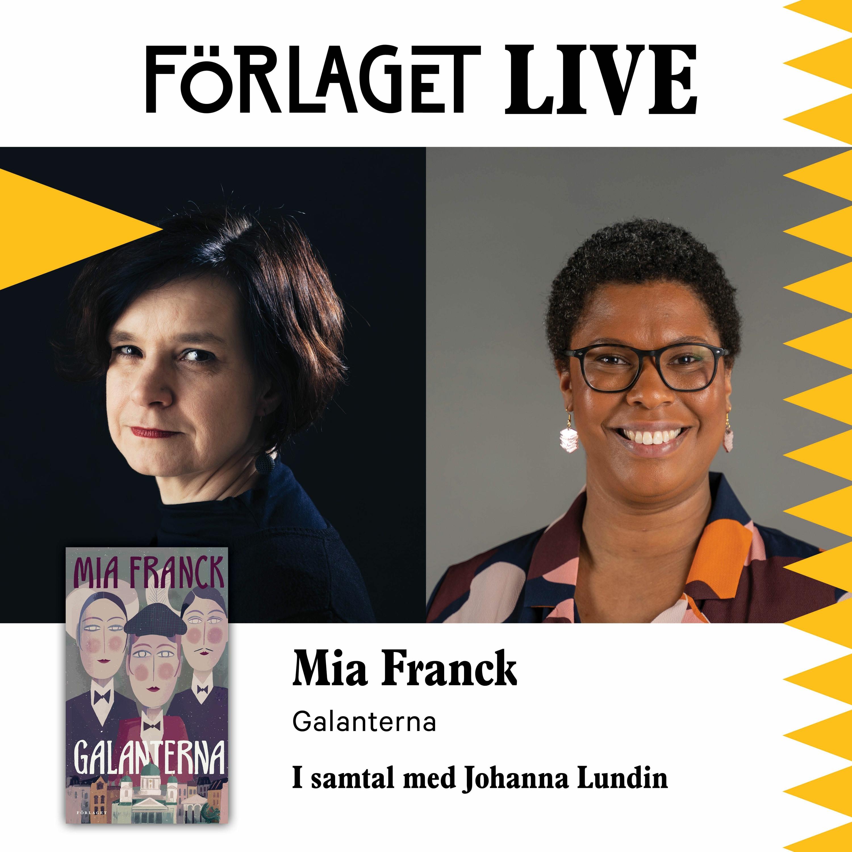 Galanterna | Mia Franck & Johanna Lundin