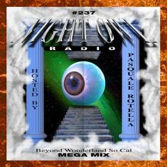 Night Owl Radio 237 ft. Beyond Wonderland SoCal 2020 Mega-Mix