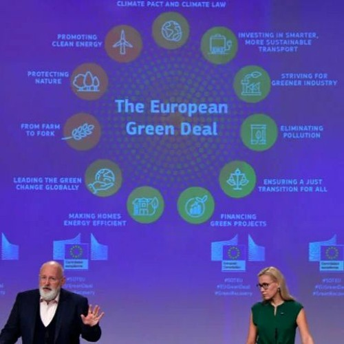 The global impact of the European Green Deal
