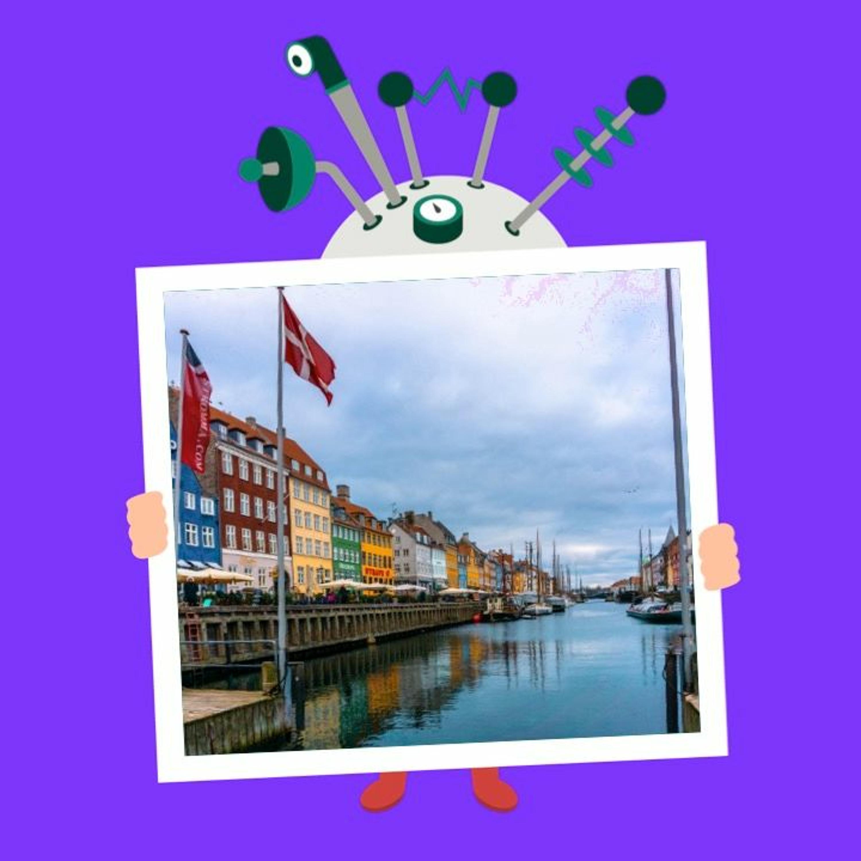 Afsnit 45: Hvornår blev Danmark bygget?