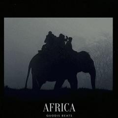 Africa   Dark HipHop Instrumental